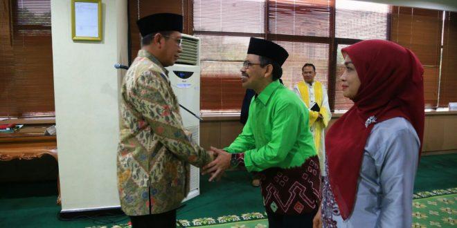 Menteri Agama & Prof. Dr. Mujiburrahman, MA