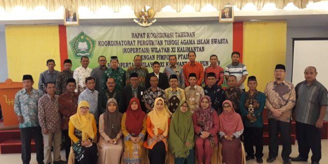 Rapat Koordinasi Tahunan Kopertais Wilayah XI Kalimantan